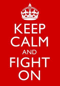 Keep calm by plamenj, via Flickr