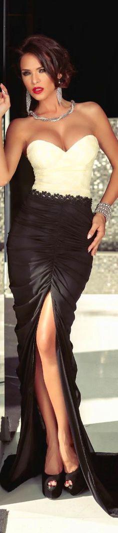 evening dress; evening dresses