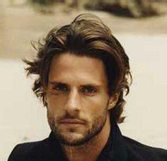 Mid Haarschnitt für Männer