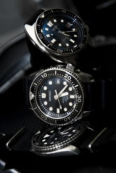 Seiko Dive Watches are honestly the best, right on top with the luxury brands
