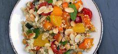 Delhaize - Smeuïge couscous met butternut en sinaas