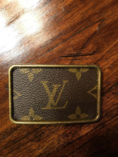 d63adbf3d6dd3 Authentic Louis Vuitton Belt Buckle