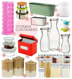 40 Great Kitchen Organizing Tools