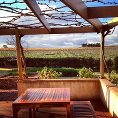 Barossa Valley is a great Honeymoon destination full of wineries and fine food.