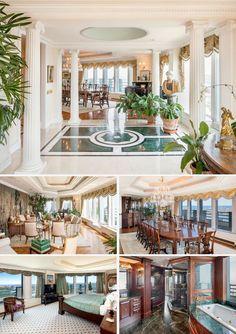 Luxury Triplexes: Sky Palaces in New York