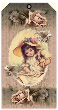 Back Porch Graphics: Vintage Freebies - Lovely Lady Images Éphémères Vintage, Images Vintage, Vintage Labels, Vintage Ephemera, Vintage Pictures, Vintage Postcards, Decoupage Vintage, Decoupage Paper, Vintage Crafts