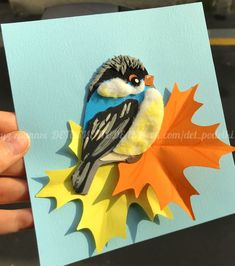 Art Lessons, Crafts For Kids, Activities, Bird, Animals, Color Art Lessons, Crafts For Children, Animales, Kids Arts And Crafts