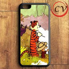 Cartoon Calvin And Hobbes iPhone 6 Plus | iPhone 6S Plus Case
