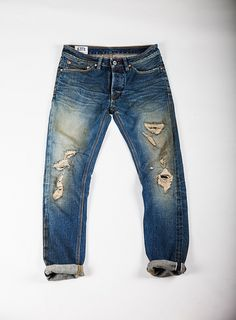 Triple R Italy jeans by Kings of Indigo,