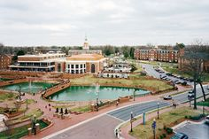 Home away from home; High Point University