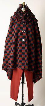 Design House:Missoni (Italian, founded 1953) Date:fall/winter 1981–82Culture:ItalianMedium:wool
