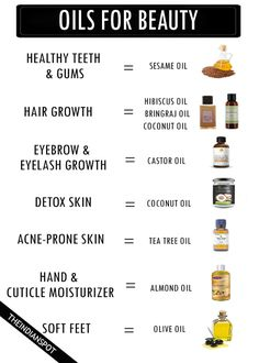 just in case you don´t know some oils that will benefit us from head to toe is part of Beauty hacks - Natural Beauty Tips, Health And Beauty Tips, Natural Skin Care, Natural Hair Styles, Beauty Tips And Tricks, Natural Eyelash Growth, Natural Beauty Remedies, Beauty Guide, Beauty Secrets