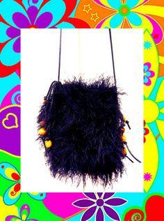 Funky Handmade Bags Crossbody Bag Funky Bag by ArtisticFunk, $35.00