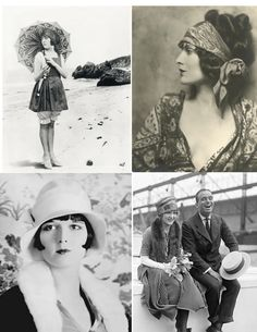 Image detail for -1920s Fashion   Hunter & Hare