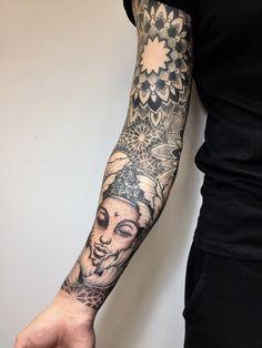 Full Leg Tattoos, Full Body Tattoo, Body Tattoos, Black Tattoos, Tattoo Sleeve Filler, Arm Sleeve Tattoos, Unique Tattoo Designs, Unique Tattoos, Tattoo Skin