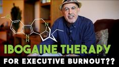 Is Ibogaine Therapy the answer to Executive Burnout Recovery? Burnout Recovery, 14 Day Challenge, Ptsd, Clinic, Depression, Anxiety, The Cure, Channel, Therapy