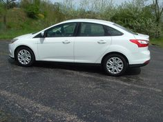 This 2012 Ford Focus SE is listed on Carsforsale.com for $6,988 in Portage, MI. This vehicle includes Door Handle Color - Body-Color, Front Bumper Color - Body-Color, Grille Color - Black With Chrome Accents, Mirror Color - Body-Color, Rear Bumper Color - Body-Color, Rocker Panel Color - Black, Steering Ratio - 14.7, Turns Lock-To-Lock - 2.6, Air Filtration, Floor Mat Material - Rubber/Vinyl, Floor Mats - Front, Front Air Conditioning, Front Air Conditioning Zones - Single, Capless Fuel...