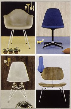 Furniture - The Work of Charles and Ray Eames: A Legacy of Invention | Exhibitions - Library of Congress