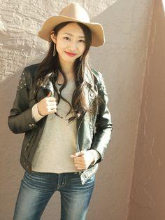 Strand, Jeans, Military Jacket, Bomber Jacket, Jackets, Fashion, Photo Studio, Model, Nice Asses
