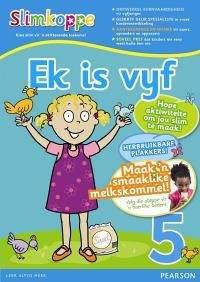 Slimkoppe Ek is Vyf (Afrikaans, Paperback): C. Bloch, J. Stationery Craft, Baby Health, Books To Buy, Afrikaans, Read Aloud, Early Learning, Diy Toys, Childrens Books, Author