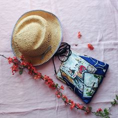hat & bag by pinalu