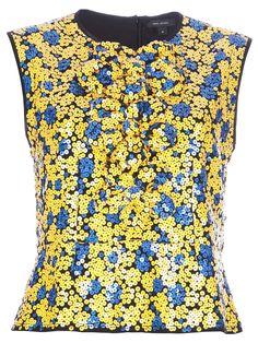 Women - All - Marc Jacobs Sequined Top - Biffi