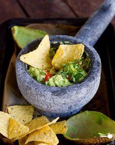 5 Ingredients: Roasted Avocado Guacamole