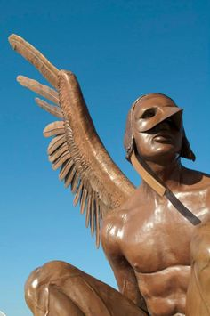 Escultura en el Espacio Cultural Metropolitano.  #Tampico #Madero #Altamira #Tamaulipas #Mexico #Arte  #Cultura  ========================  Start Earning Money Right Now!  www.VTOpportunity.com ...... Empieza a Ganar Dinero Ahora Mismo! ========================