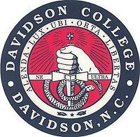 Davidson College - Davidson, NC Davidson College is a private liberal arts college in Davidson, North Carolina. The college has graduated 23 Rhodes Scholars.