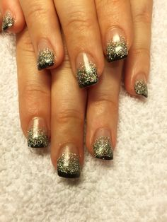 Gel glitter - BeautyForYou_bliny @ instagram / Facebook Glitter, Photo And Video, Facebook, Nails, Beauty, Instagram, Finger Nails, Ongles, Nail