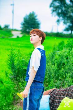 [Behind] mini album photo-Hyeongjun Yohan Kim, Pops Concert, Quantum Leap, Love U Forever, Korean Boy Bands, Picture Credit, Reaction Pictures, Photo Cards, Little Boys