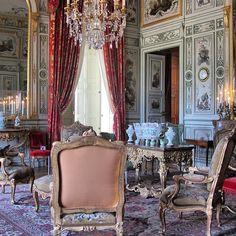 stellameetstyle:   Château de Champs sur Marne