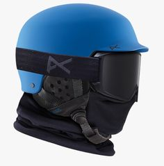 Anon pushes design, style, and technical execution for snowboard and ski goggles, helmets and accessories. Ski Helmets, Riding Helmets, Ski Gear, Snowboarding Outfit, Winter Hiking, Snow Skiing, Armors, Headgear, Amazon