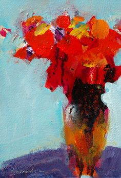 Floral Study 125 Robert Burridge