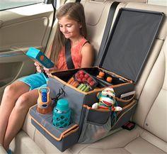 High Road Kids Large Car Seat Cooler and Backseat Organizer