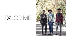 Tailor Me - Hooray Weddings Bespoke Suit, Groom Attire, Wool, Suits, Create, Unique, How To Wear, Suit, Costumes