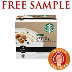 Free Sample of Starbucks K Cups