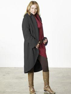 Wrap Coat by BRYN WALKER at Hello Boutique