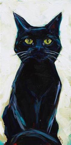 """""""Blue Minou"""" by Kandice Keith"""