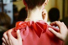 before Alexis Mabille by Kasia Bobula, via Flickr