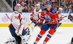 After bouncing back from a two-game losing streak to defeat the Flyers on Wednesday night, the Capitals return home looking to put together another winning streak on Friday against the Oilers. Connor Mcdavid, Edmonton Oilers, Washington Capitals, Flyers, Things That Bounce, Wednesday, Friday, Games, Night