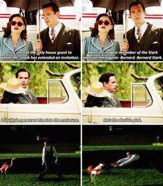 Jarvis vs Bernard | Agent Carter | Season 2