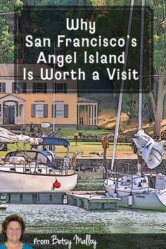 It's worth a trip out to Angel Island when you visit San Francisco for so many reasons. Read this to find out what they are.