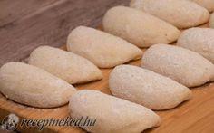 Puha, omlós hókifli recept fotóval