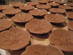 small dishes,....can my favorite Pottery Artist HBD,..do something simular?? I bet so,...like the idea!