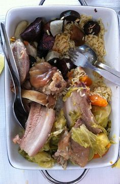 Cozido à portuguesa #gastronomy #Portugal