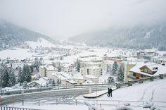 Davos, Switzerland - by Krisatomic
