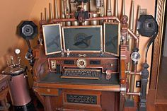 Vermont Dead Line: STEAMPUNK Gadgets and Devices