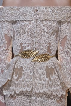 Zuhair Murad - Couture Spring 2014 - Details
