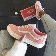 a0eb4c9c7b Vans Old Skool Blossom Pink